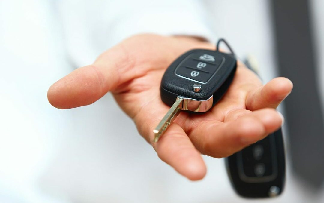 Que se passe-t-il après une prise de rendez-vous pour un double de clé de voiture ?